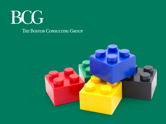 BCG - LEGO Serious Play