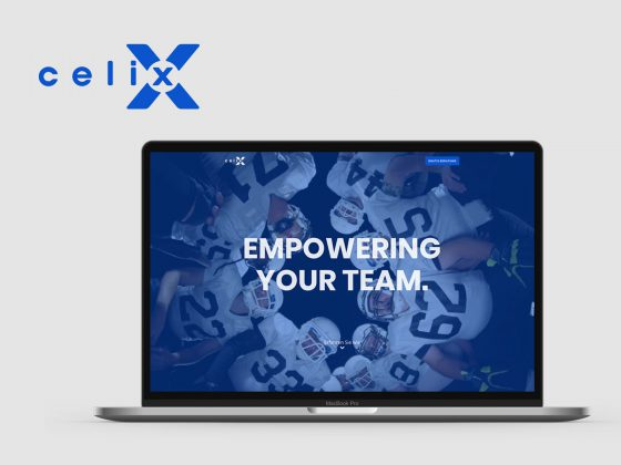 celix - Website Redesign